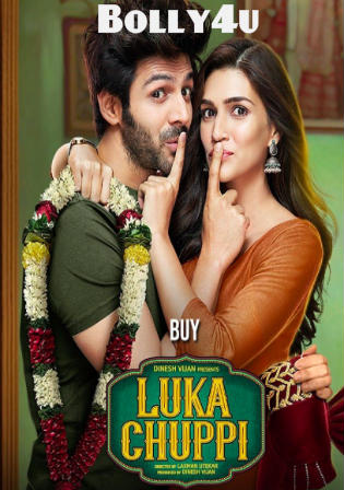 Luka Chuppi 2019 Full Hindi Movie Download Pre DVDRip 700Mb HD Quality Bolly4u