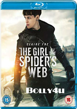 The Girl In The Spiders Web 2018 BRRip 350Mb Hindi Dual Audio ORG 480p Watch Online Full Movie Download bolly4u