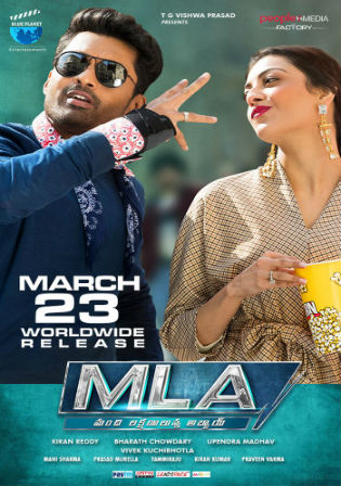 MLA 2018 HDRip 950MB UNCUT Hindi Dual Audio 720p