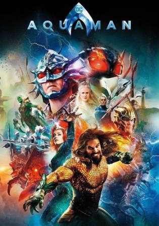 Aquaman 2018 WEB-DL 450MB Hindi Dual Audio 480p ESub Watch Online Full Movie Download bolly4u