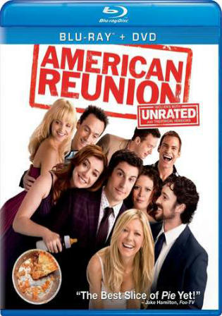 American Pie Reunion 2012 BluRay 850MB UNRATED Hindi Dual Audio 720p Watch Online Full Movie Download bolly4u
