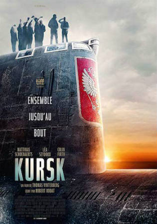 Kursk 2018 WEB-DL 350Mb English 480p Watch Online Full Movie Download bolly4u