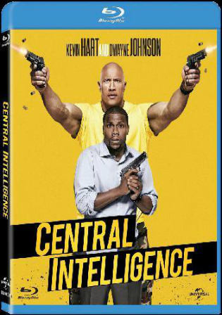 Central Intelligence 2016 BRRip 850MB Theatrical Cut Hindi Dual Audio 720p Watch Online Full Movie Download bolly4u
