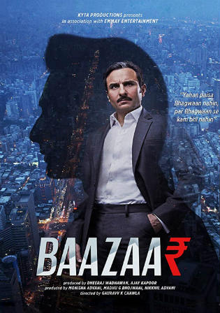 Baazaar 2018  Full Hindi Movie Download DVDRip 400Baazaar 2018  watch & Download Full Hindi Movie  DVDRip 400Mb- 480p ESub Mb- 480p ESub