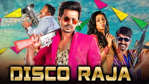 Disco Raja 2019 HDRip 850MB Hindi Dubbed 720p Watch Online Full Movie Download bolly4u