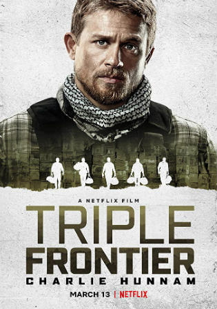 Triple Frontier 2019-HDRip-720p/480p-Direct Links
