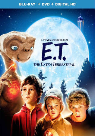 E.T The Extra Terrestrial 1982 BluRay 850MB Hindi Dual Audio 720p Watch Online Full Movie Download bolly4u