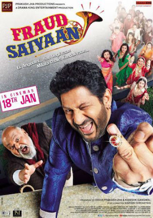 Fraud Saiyaan 2019 HDRip 350Mb Full Hindi Movie Download 480p