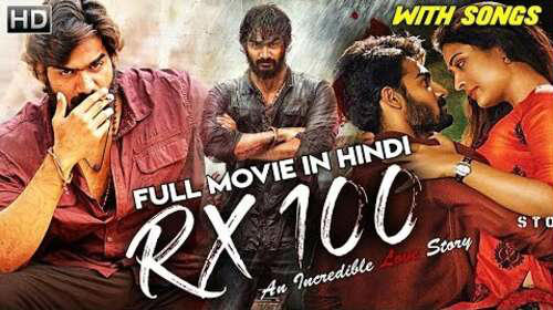 RX 100 2019 HDRip 350MB Hindi Dubbed 480p Watch Online Full Movie Download bolly4u