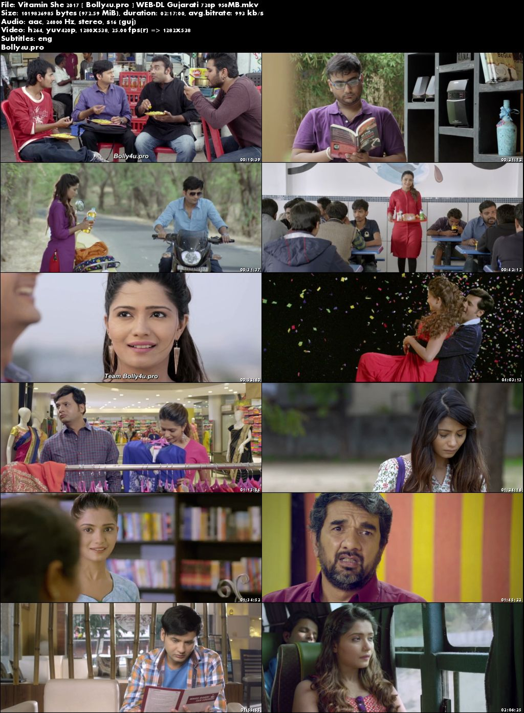 Vitamin She 2017 WEB-DL 950MB Gujarati 720p Download