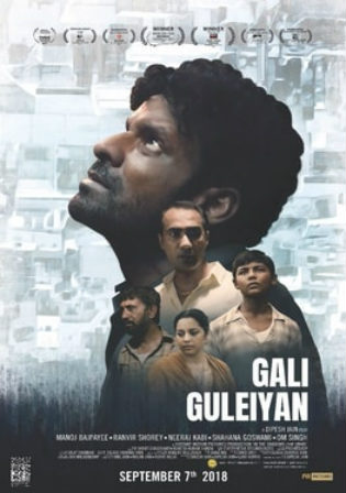 Gali Guleiyan 2017 HDTV 300MB Hindi 480p