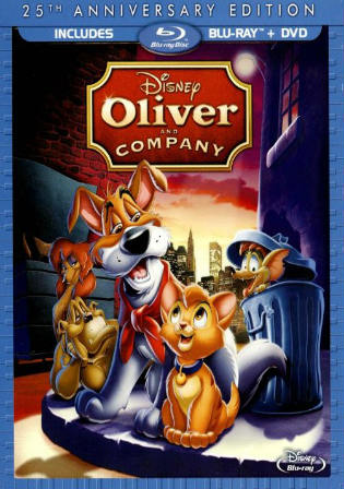 Oliver And Company 1988 BluRay 700Mb Hindi Dual Audio 720p ESub Watch Online Full Movie Download bolly4u