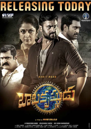 Balakrishnudu 2017 HDRip 400MB UNCUT Hindi Dual Audio 480p