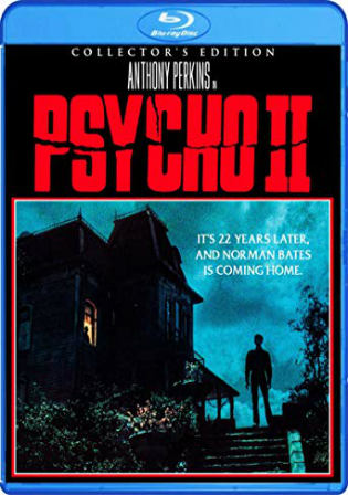 Psycho II 1983 BluRay 350MB Hindi Dual Audio 480p