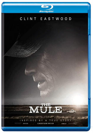 The Mule 2018 BRRip 350MB English 480p ESub