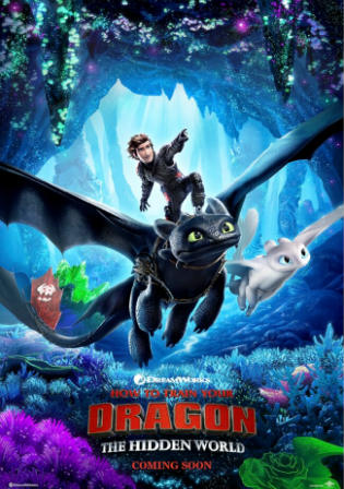 How to Train Your Dragon 3 2019 HDTC 300Mb Hindi Dual Audio 480p Watch Online Full Movie Download bolly4u