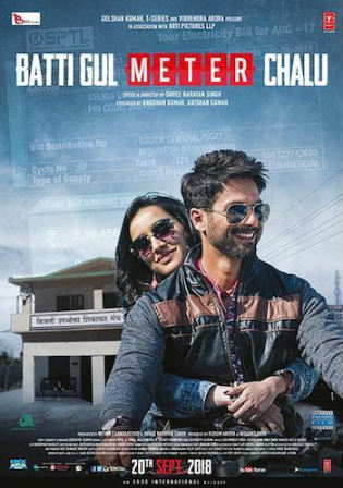Batti Gul Meter Chalu 2018 DVDRip 450MB Hindi Full Movie Download 480p Watch Online Free bolly4u