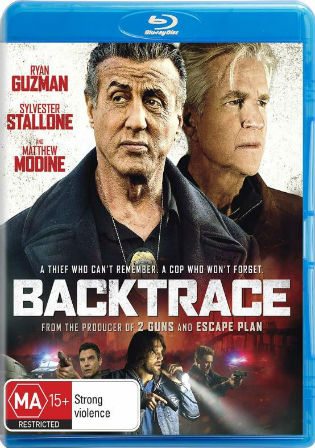 Backtrace 2018 BRRip 850MB English 720p ESub Watch Online Full Movie Download Bolly4u