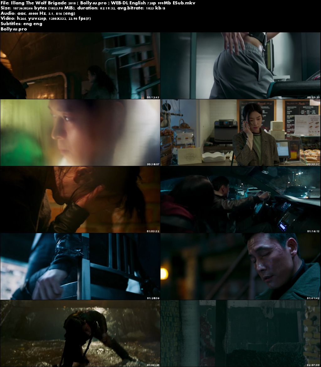 Illang The Wolf Brigade 2018 WEB-DL 999MB English 720p ESub Download