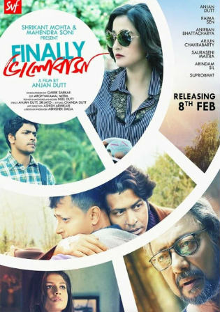 Finally Bhalobasha 2019 WEB-DL 800MB Bengali 720p