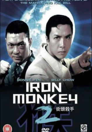 Iron Monkey 2 1996 WEB-DL 300MB Hindi Dual Audio 480p Watch Online Full Movie Download bolly4u