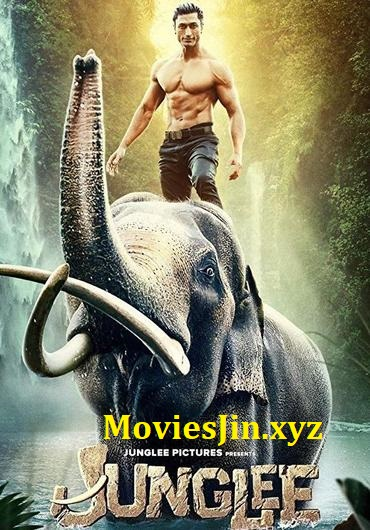 Junglee 2019 Full Movie NEW Pre-DVDRip 700MB