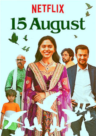 15 August 2019 HDRip 850MB Marathi 720p