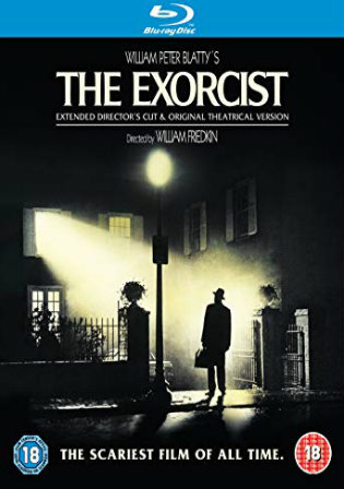 The Exorcist 1973 BluRay 350MB Extended DC Hindi Dual Audio 480p Watch Online Full Movie Download bolly4u