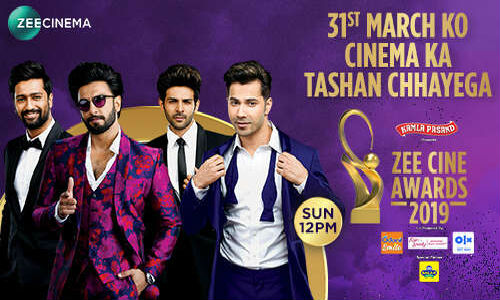 Zee Cine Awards 2019 WEB-DL 480p Main Event 450MB Watch Online Full Show Free Download bolly4u
