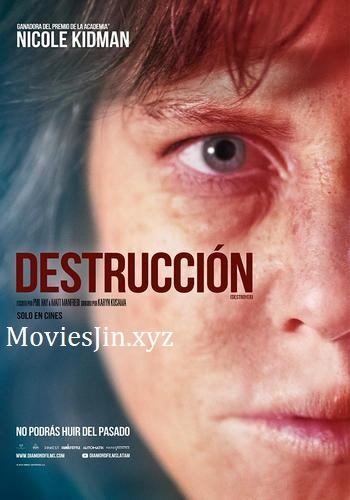 Destroyer 2018 300MB Movie English WEBDL 480p ESubs