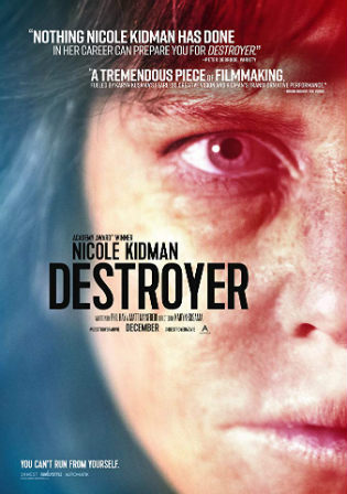 Destroyer 2019 WEB-DL 950Mb English 720p ESub Watch Online Full Movie Download Bolly4u