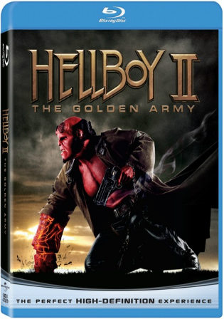 Hellboy 2 The Golden Army 2008 BRRip 850MB Hindi Dual Audio 720p Watch Online Full Movie Download bolly4u