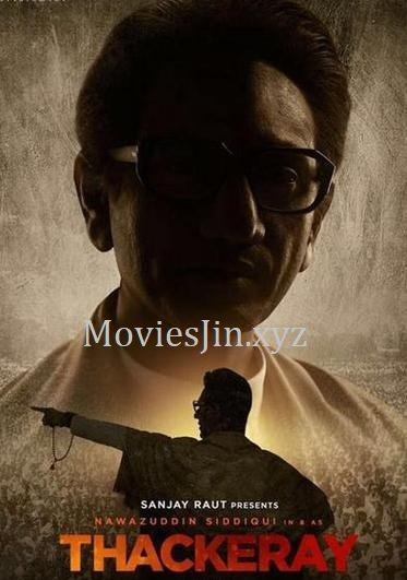 Thackeray 2019 300MB Movie Download HDTV 480p