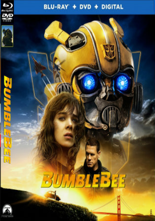 Bumblebee 2018 BRRip 350MB Hindi Dual Audio ORG 480p ESub Watch Online Full Movie Download bolly4u