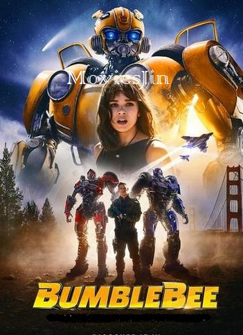 Bumblebee 2018 300MB Movie Hindi BRRip Dual Audio ORG 480p