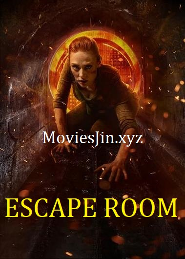 Escape Room 2019 Movie Hindi 800MB Dual Audio WEBDL 720p