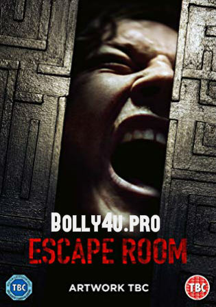 Escape Room 2019 WEB-DL 300Mb Hindi Dual Audio 480p Watch Online Full Movie Download bolly4u