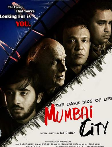 The Dark Side of Life Mumbai City 2018 300MB Movie HDRip 480p