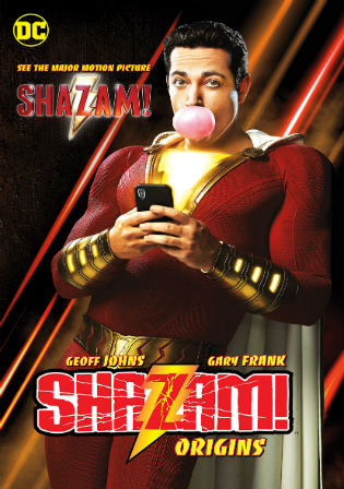 Shazam 2019 HDCAM 350MB Hindi Dual Audio 480p Watch Online Full Movie Download bolly4u