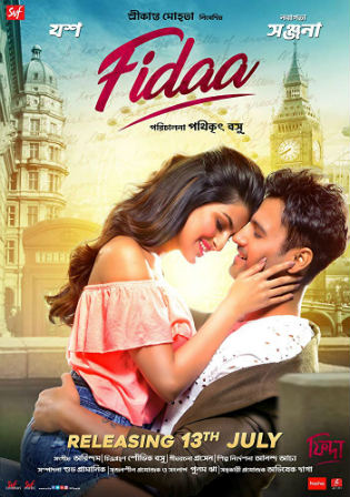 Fidaa 2018 WEBRip 950MB Bengali 720p ESub Watch Online Full Movie Download bolly4u