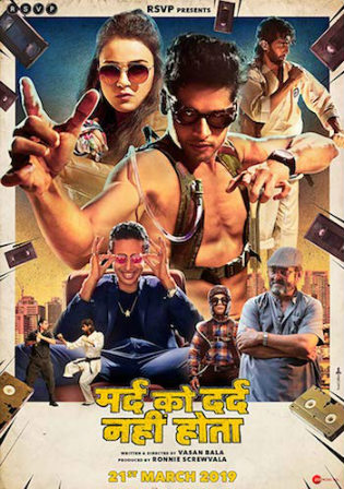 Mard Ko Dard Nahin Hota 2019 HDRip 350MB Hindi 480p Watch Online Full Movie Download bolly4u