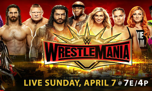 WWE Wrestlemania 35 Kickoff WEBRip 480p 350Mb 07 April 2019 Watch Online Free Download bolly4u