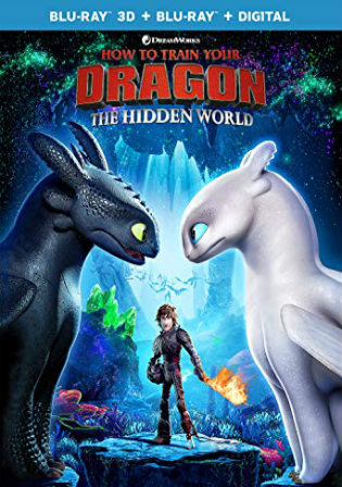 How To Train Your Dragon The Hidden World 2019 BRRip 350MB Hindi Dual Audio 480p Watch Online Full Movie Download bolly4u