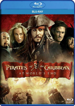 Pirates Of The Caribbean at Worlds End 2007 BRRip 500MB Hindi Dual Audio 480p Watch Online Full Movie Download bolly4u