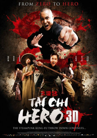 Tai Chi Hero 2012 BRRip 800MB Hindi Dual Audio 720p Watch Online Full Movie Download bolly4u
