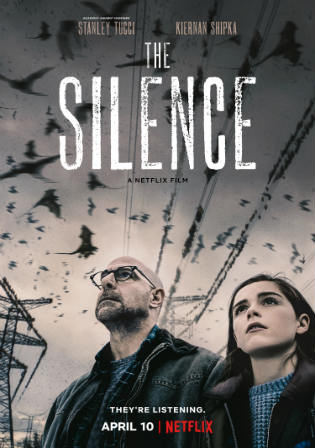 The Silence 2019 BluRay 300Mb Hindi Dual Audio ORG 480p Watch Online Full Movie Download bolly4u