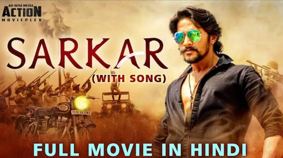 Sarkaar 2019 HDRip 750MB Full Hindi Dubbed Movie Download 720p Watch Online Free bolly4u