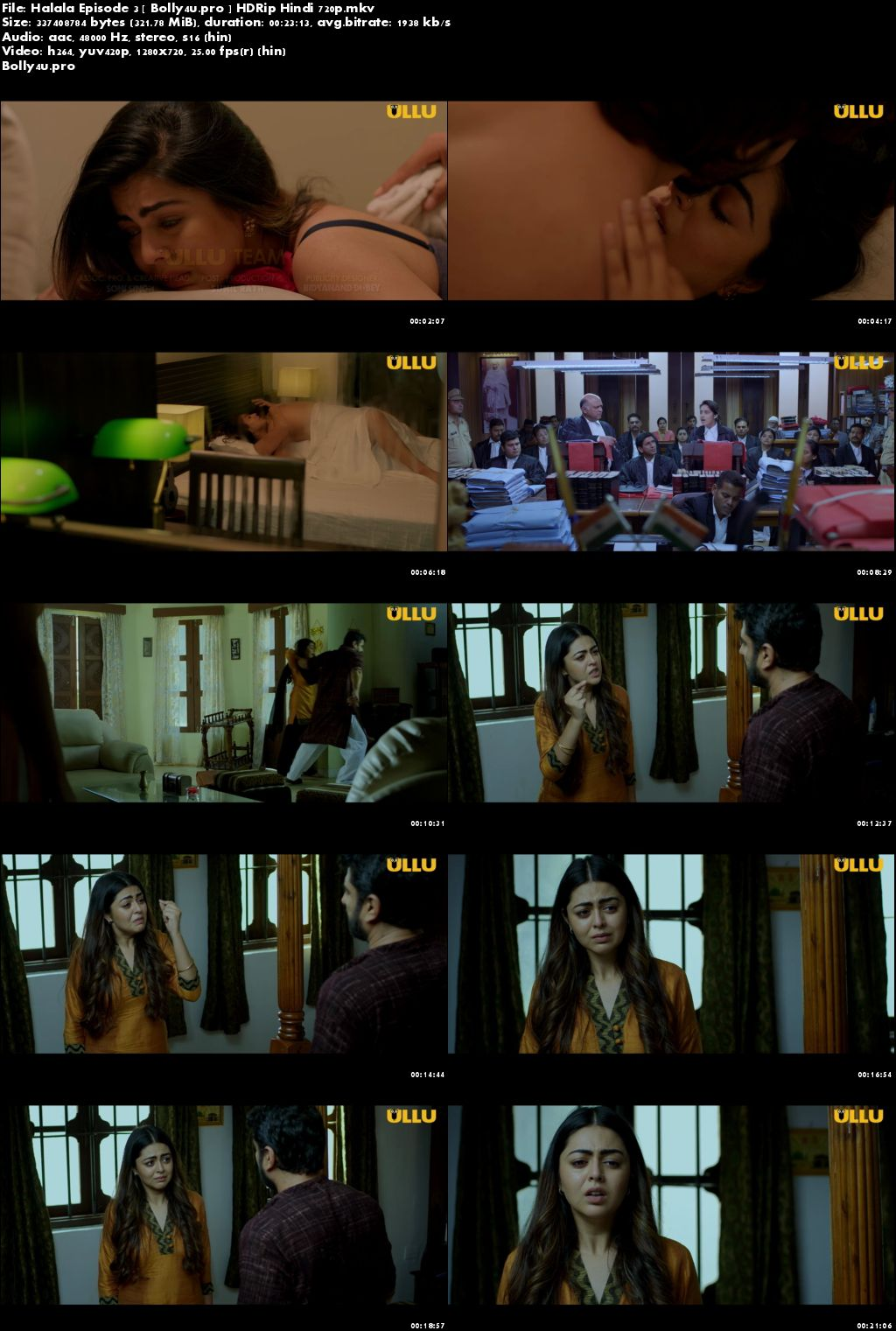 Halala 2019 HDRip 1.3GB Hindi Season 02 Complete 720p Download