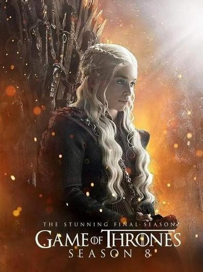 Game of Thrones (GOT) S08E01 WEBDL 720p ESubs 400MB