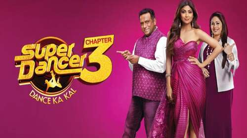 Super Dancer Chapter 3 HDTV 480p 250MB 13 April 2019